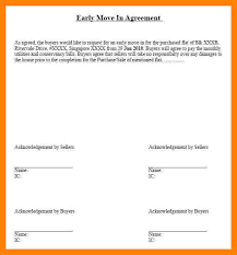 10 example agreement letter intern resume