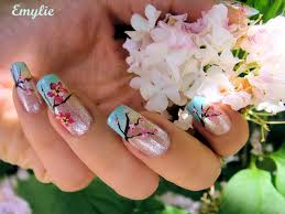 awesome lovely nature beauty nails art ideas trendy mods com