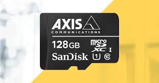 bureau r lable en hauteur ectrique axis surveillance card 128 gb axis communications