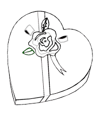valentine coloring pages 5 coloring page