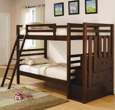 Bunk Bed Plans With Stairs Furniture Awesome Bunk Beds Stairs Bunk Beds With Stairs Ideas