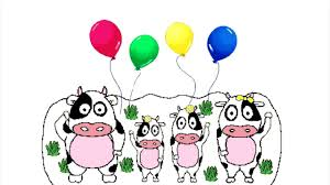 Cow Birthday Card Crazy Cows 8 Bit Happy Birthday Song E Card Cows Cows Cows