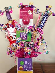 Birthday Gift Baskets 54 Best Birthday Presents Images On Pinterest Gifts Gift Basket