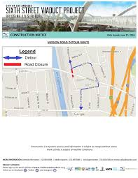 Los Angeles Without A Map by 6 17 16 Sixth Street Viaduct Replacement Project