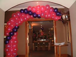 balloon decoration for birthday party the cheerful balloon