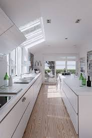 cuisine moderne blanche cuisine blanche 30 photos pour mettre du blanc dans sa cuisine