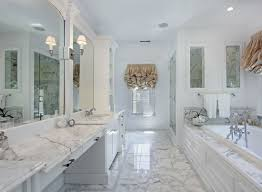 Carrara Marble Bathroom Designs Kitchen Distinctive Styling Carrera Marble Countertops