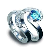 nerdy wedding rings 15 best collection of anime wedding rings
