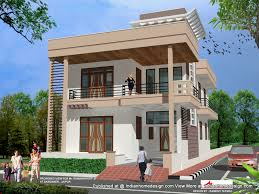 House Front Home Elevation Design India House Plans
