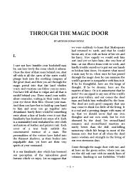 download through the magic door printable version docshare tips