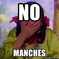 India Maria Memes - no manches india maria halloween meme generator