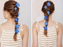 hippie hair accessories botanical hair accessories hippie festival fashion