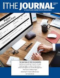 american association of healthcare administrative management u003e home