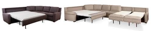 Kalyn Comfort Sleeper The Comfort Sleeper By American Leather A Must Have This Holiday
