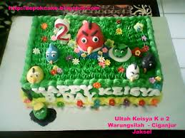 cara membuat hiasan kue ulang tahun anak depok cake