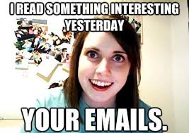 Old Fashioned Memes - so you think email is an old fashioned marketing tool think again