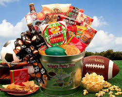themed gift basket ideas sports theme gift baskets for men mens sports theme gifts