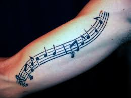 37 best amazing grace music staff tattoo designs images on