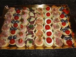 canapé tarama canapes assortis boulangerie julien