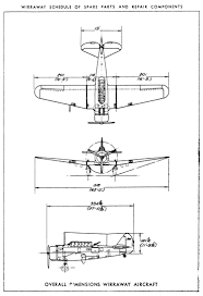 db design bureau cac wirraway technical information
