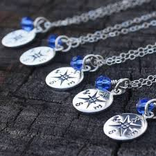 personalized wedding jewelry best personalized nautical wedding gifts products on wanelo