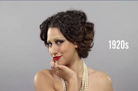 100 years hairstyle images watch 100 years of mexican beauty in just over one minute