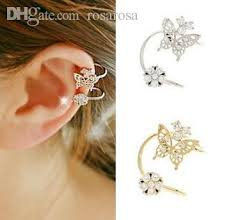 wholesale fashion boutique butterfly ear clip small