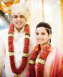 indian wedding flower garlands there ver malas flower garland weddingsutra editors