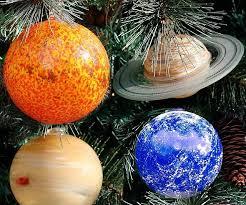 planet ornaments decore