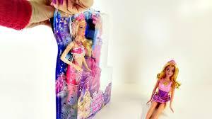 barbie pearl princess mermaid 2 in 1 dolls color changer bath