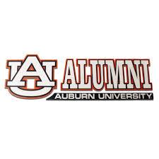 alumni decal 42 best alumni corner images on auburn