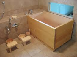 Traditional Bathtub The Traditional Japanese Bathtub Senston Homes Traditional