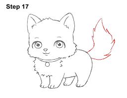 draw cat cartoon