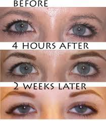 permanent makeup eyebrows ling