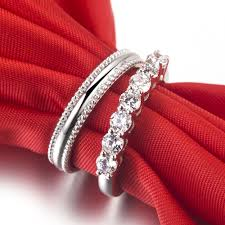 diamond rings aliexpress images Buy factory promotion his and her promise jpg