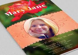 sle memorial programs 18 best stationery remembrance programs images on