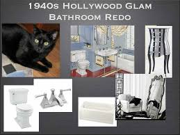Design Board For Retro S Bathroom Marie Young CreativeMarie - Designer bathrooms by michael