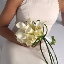 calla lilies bouquet calla bridal bouquet