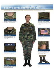 Uniform Flag Patch Cadet Uniform Guide
