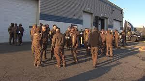 ups drivers to demonstrate against 70 hour work week cbs boston