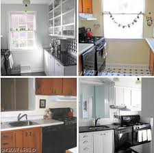 before u0026 after a modest galley kitchen makeover budgeting