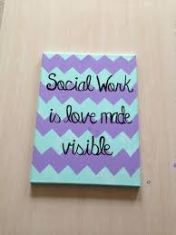 social work chevron painting crafty ya u0027ll pinterest social