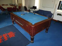 Academy Pool Table by English And Wales Cricket Board Have Pool Table Renovated At