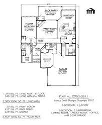 one bedroom bathroom house plans