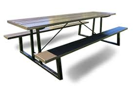 Commercial Picnic Tables by Commercial Furniture Manufacturers Quality Site Furniture