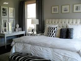 Master Bedroom Decor Ideas Alluring 30 Grey Master Bedroom Pictures Design Ideas Of Gray