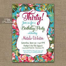 luau birthday invitations wblqual com