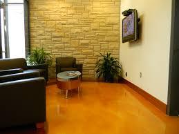 designer epoxy coating in a living room cleveland oh designer