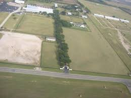 panoramio photo of southfork ranch from the air