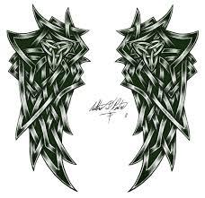 tattoos celtic designs celtic wings tattoo celtic pinterest tattoo tatting and
